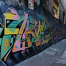 Street Art - Union Lane by djnatdog