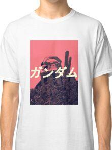 Gundam // Pink Classic T-Shirt
