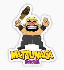 Mitsuhiro Matsunaga - Wario! Sticker