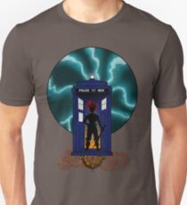 Chrono Who, Shirt & Gray Pillow/Tote  T-Shirt