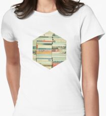 Bookworm Women's Fitted T-Shirt