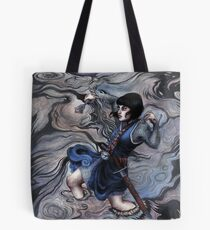 River of Death Tote Bag