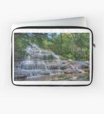 Katoomba Cascades .. framed by trees Laptop Sleeve