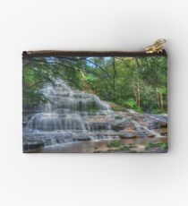 Katoomba Cascades .. framed by trees Studio Pouch