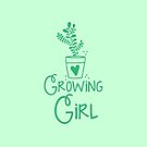 growing girl by jazzydevil