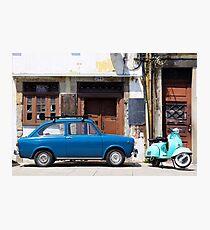 Porto 4 Photographic Print