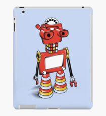 ViewBot 3000 iPad Case/Skin