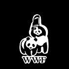 WWF panda parody by collageman