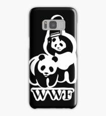 WWF panda parody Samsung Galaxy Case/Skin