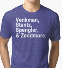 Venkmam, Stantz, Spengler, Zeddmore