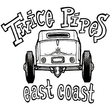 Twice Pipes by 43creativeart