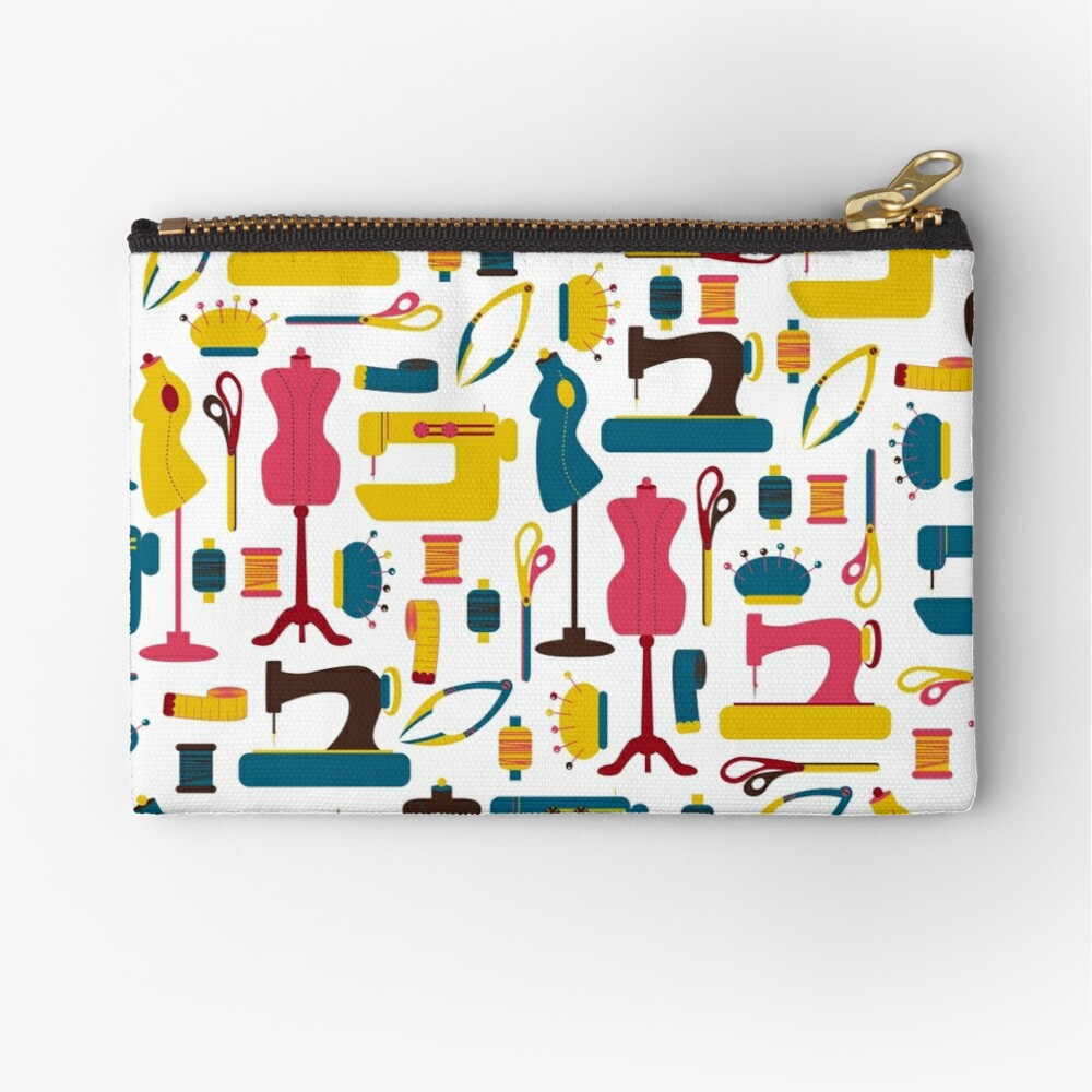 Sewing Accessories Zipper Pouch