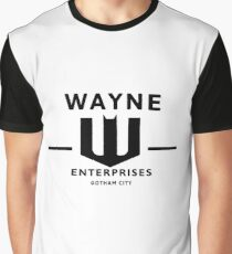 WAYNE ENTERPRISES [HD] Graphic T-Shirt