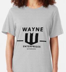 WAYNE ENTERPRISES [HD] Slim Fit T-Shirt