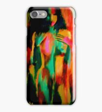 """Locked in silence"" iPhone Case/Skin"