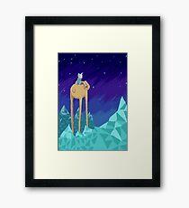 Adventure Skies Framed Print
