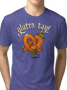 Gluten Tag! Tri-blend T-Shirt
