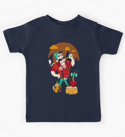 Green Thumberjack Kids Clothes
