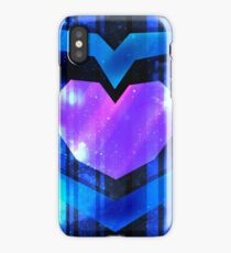 Galaxy Heart Container iPhone Case/Skin