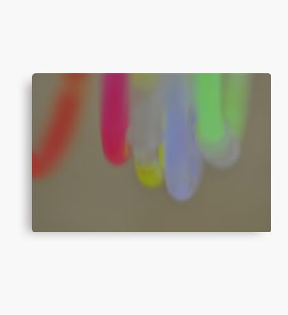 Light Play, As Is Canvas Print