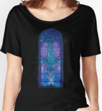 serenity mosaica Women's Relaxed Fit T-Shirt