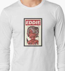 Somewhere Eddie Long Sleeve T-Shirt