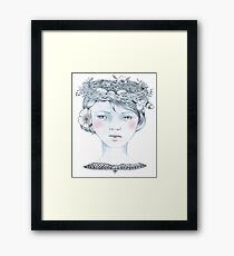 Spring Crown Framed Print