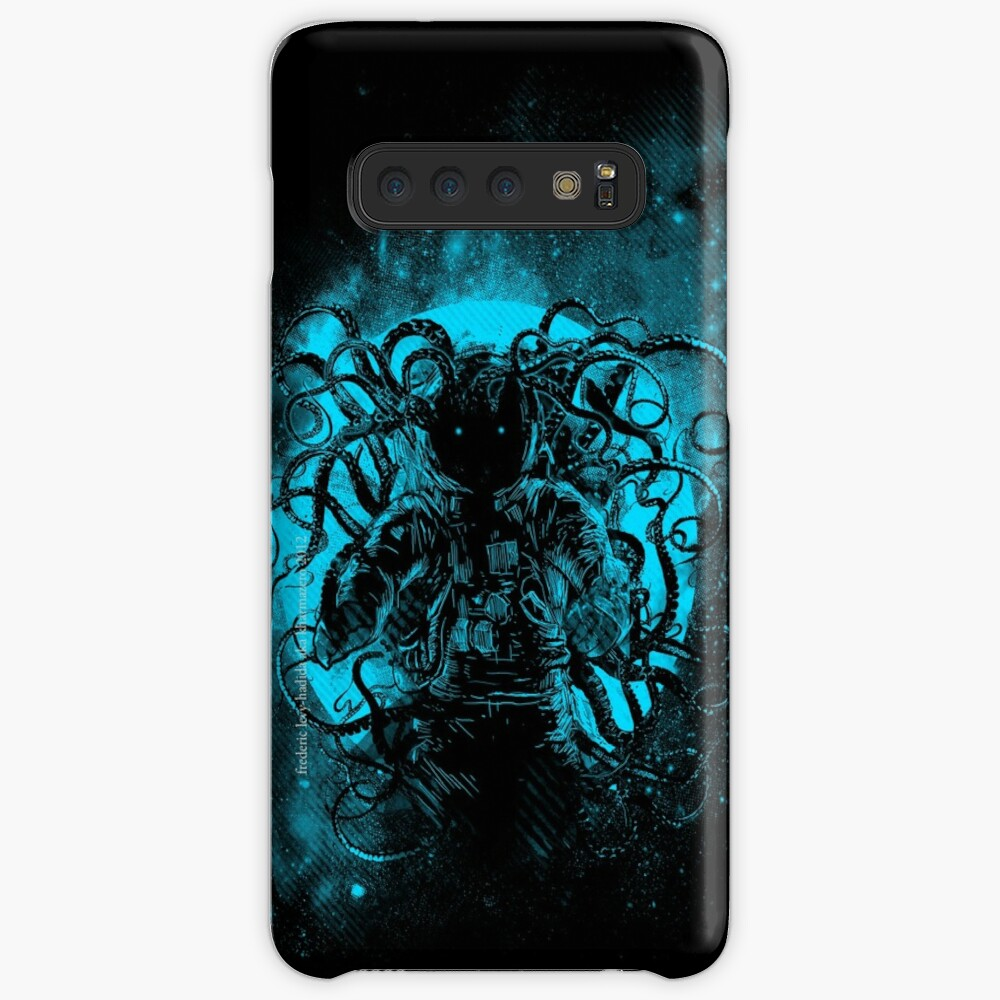 terror from deep space Case & Skin for Samsung Galaxy
