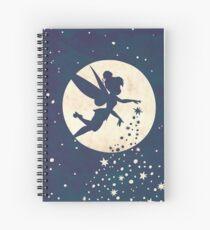 Tinkerbell Spiral Notebook