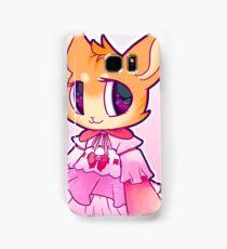 Kitty Samsung Galaxy Case/Skin