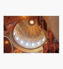 St. Peter's Dome Photographic Print