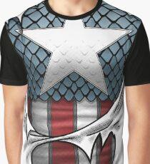 Captain Shirt Graphic T-Shirt