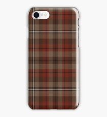02873 Whatcom County, Washington Tartan  iPhone Case/Skin
