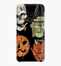 Say You Love Satan 80s Horror Podcast Logo 2 Case/Skin for Samsung Galaxy