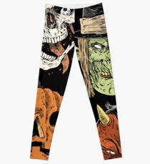 Say You Love Satan 80s Horror Podcast Logo 2 Leggings