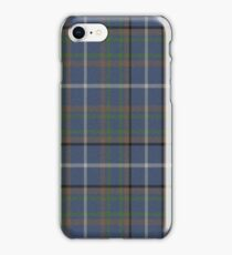 02863 Washington County, Pennsylvania Tartan iPhone Case/Skin