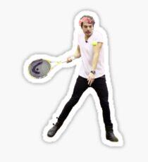 Tennis? Sticker