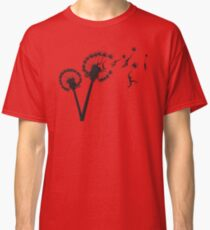 Dandylion Flight Classic T-Shirt