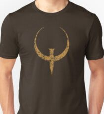 Quake - Bronze T-Shirt