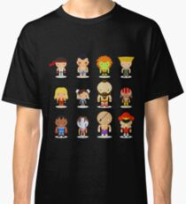 Street fighter - the world warrior Classic T-Shirt
