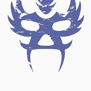 Lucha Libre Mask 03 by EmilioPereiro