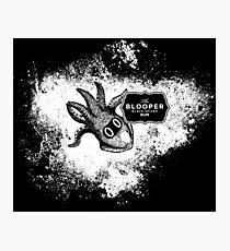 The Blooper Rum Photographic Print
