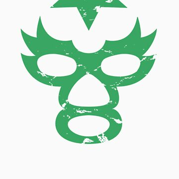 Lucha Libre Mask 05 by EmilioPereiro