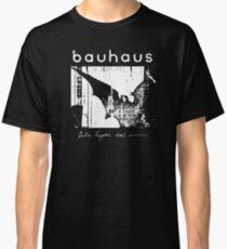 Bauhaus - Bat Wings - Bela Lugosi's Dead Classic T-Shirt