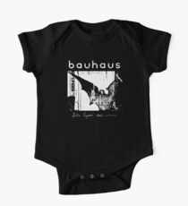 Bauhaus - Bat Wings - Bela Lugosi's Dead One Piece - Short Sleeve