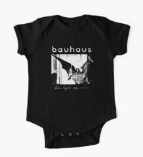 Body de manga corta para bebé Bauhaus - Alas de murciélago - Muertos de Bela Lugosi