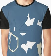 Gyarados Graphic T-Shirt