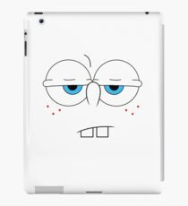 Sponge Face ! iPad Case/Skin