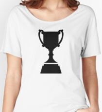 Cup trophy Women's Relaxed Fit T-Shirt
