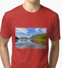 Jordan Pond and the Bubbles Tri-blend T-Shirt